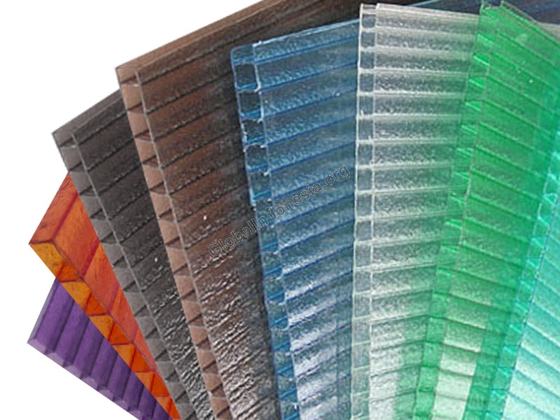 Polycarbonate Roof Polycentre